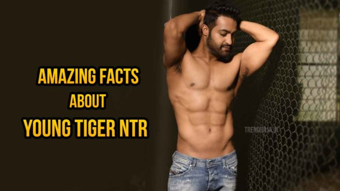 Amazing Facts About Young Tiger Jr. NTR