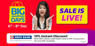 Flipkart-Big-Shopping-Days-Sale