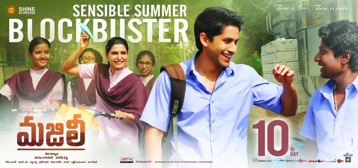 majili box office collection 10th day
