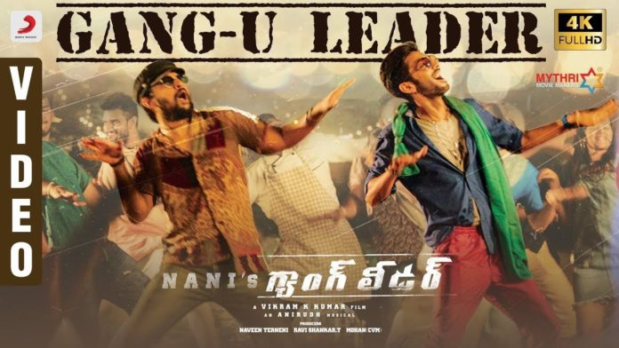 Gang-u Leader Video song download