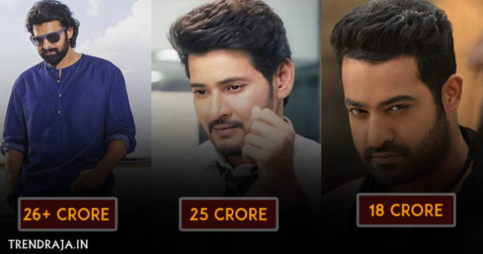 10 Highest Paid Tollywood Actors