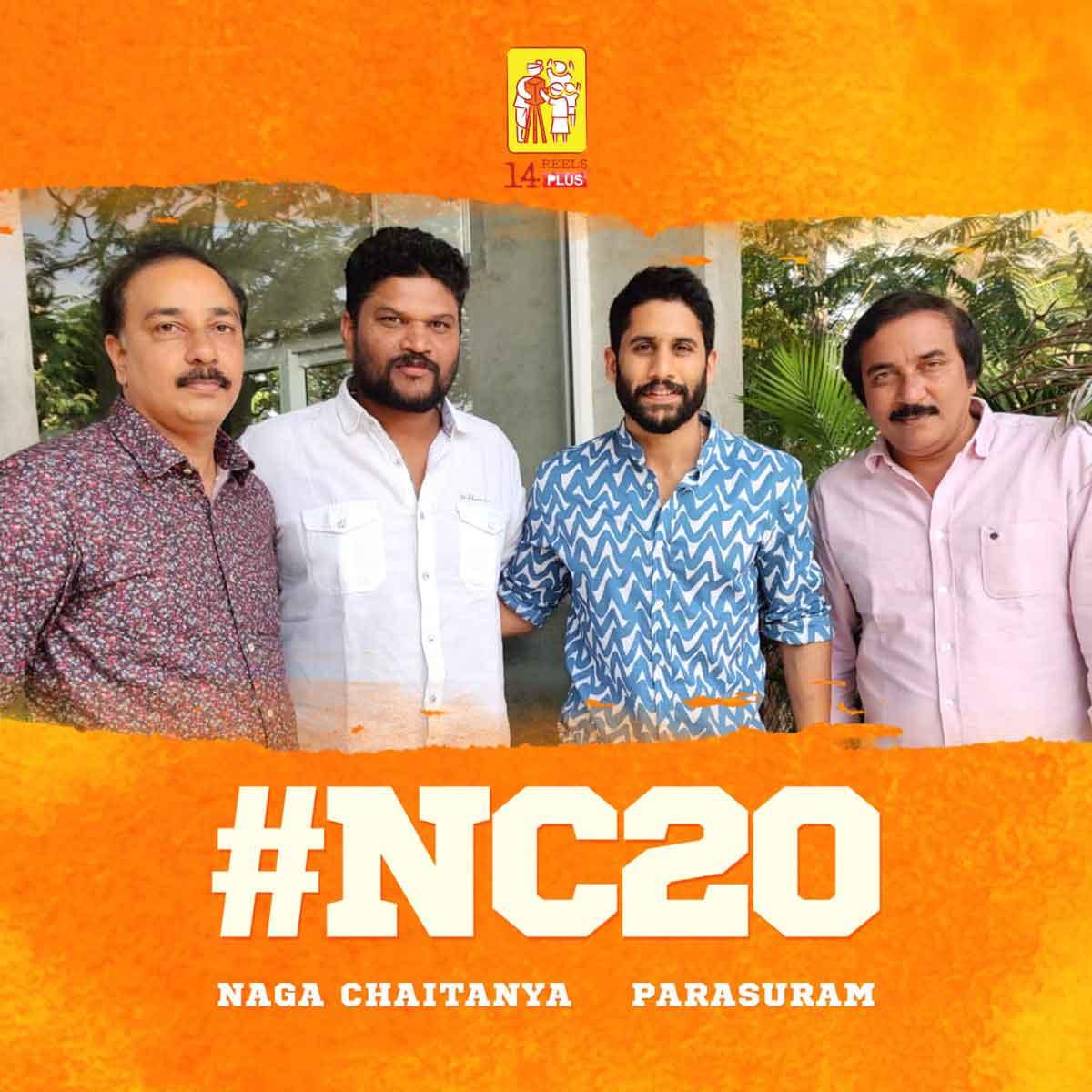 Naga Chaitanya's next