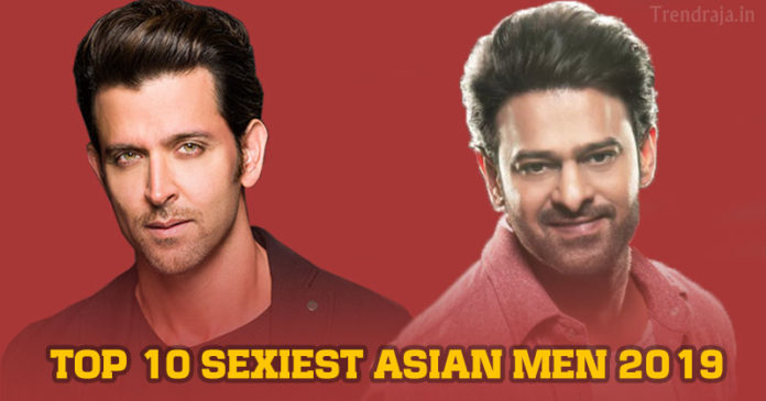 Top 10 sexiest Asian Men 2019