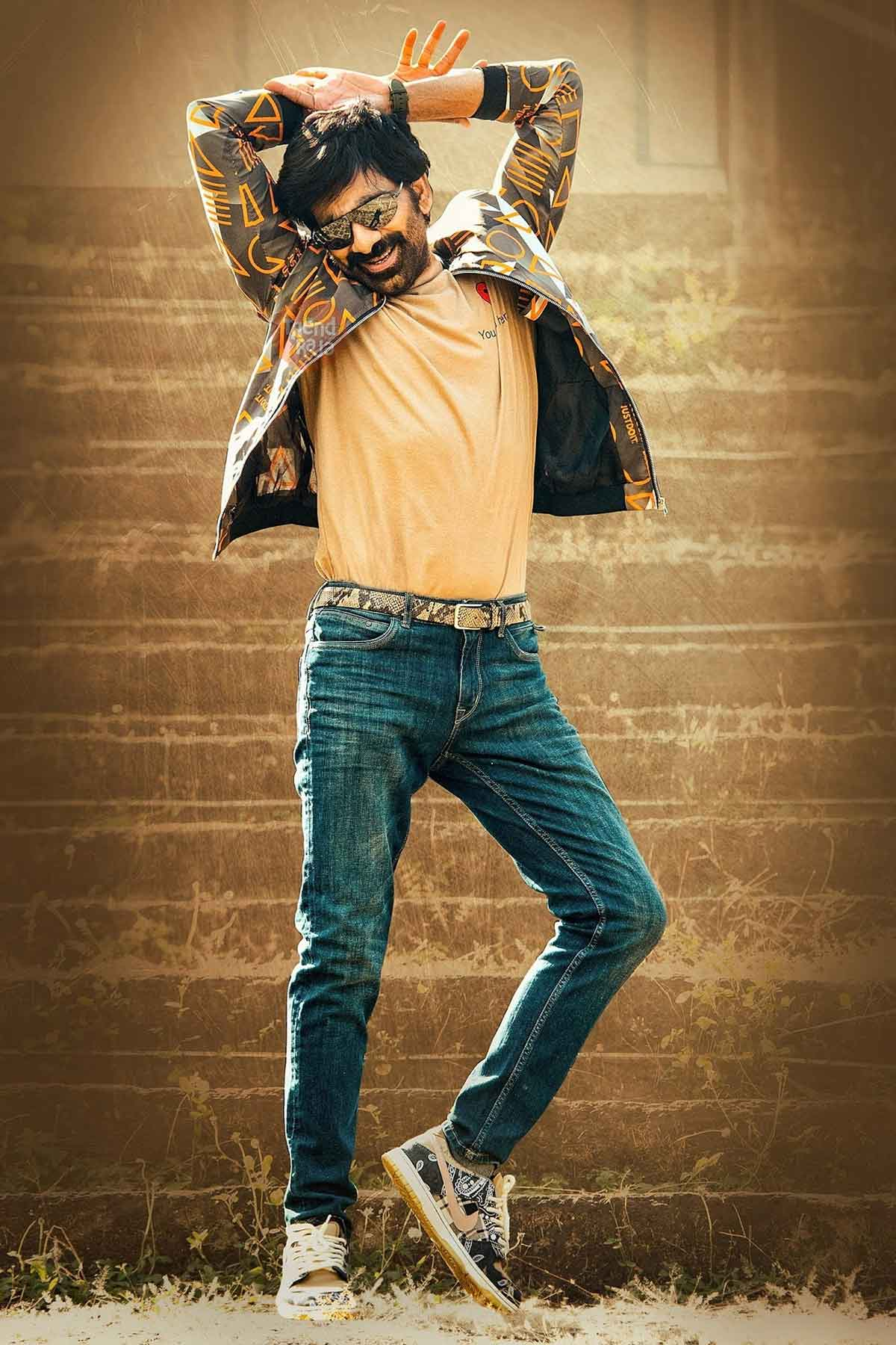 Krack Ravi Teja Wallpapers