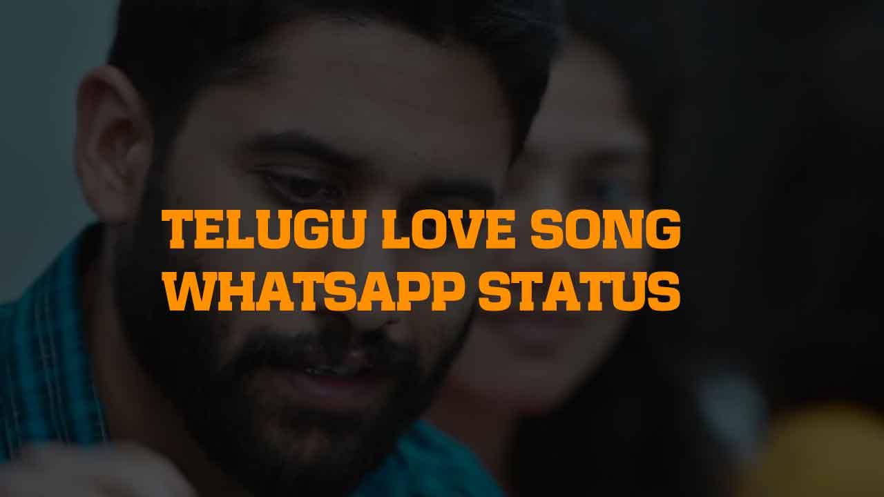Telugu Love Song Whatsapp Status Trend Raja