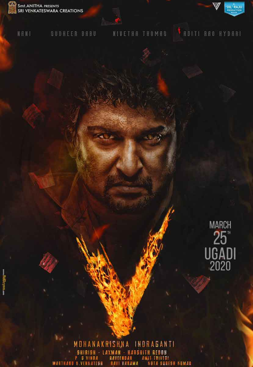 V The Movie Hd Posters
