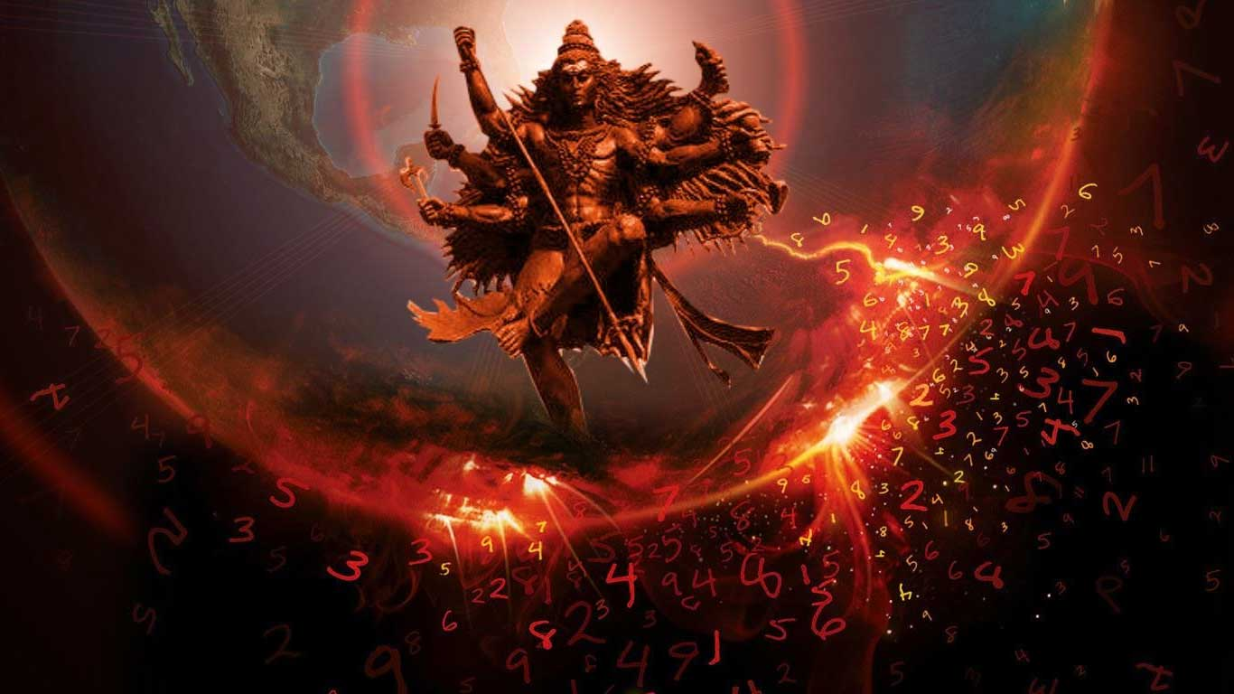 angry lord shiva hd wallpaper