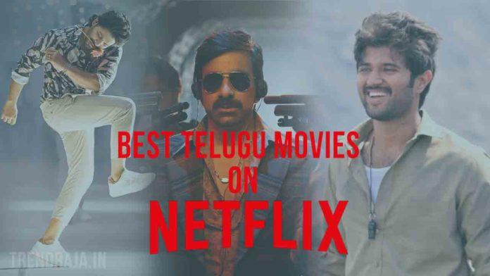 Best Telugu Movies on Netflix 2020