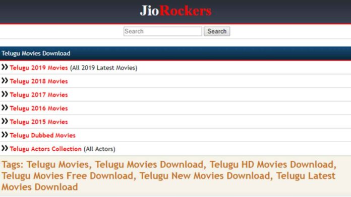 Jio Rockers 2020 New Telugu Movies Download