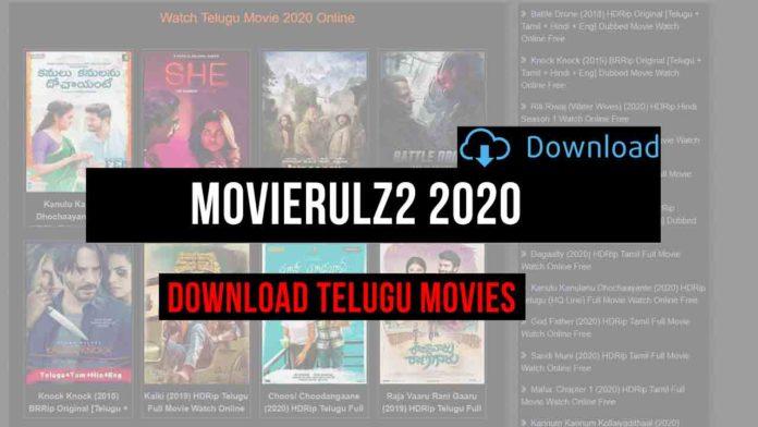 Movierulz2 2020 New Telugu Movies download