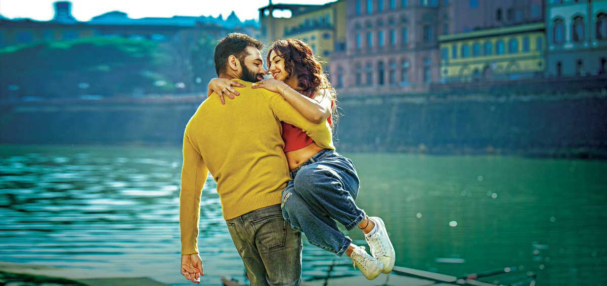 Ram Pothineni RED Movie HD wallpapers