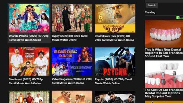 TamilYogi 2020 Tamil HD Movies Download