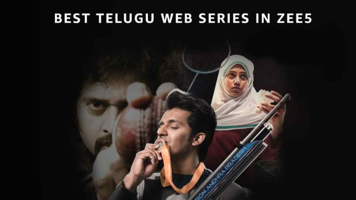 Best Telugu Web Series in Zee5