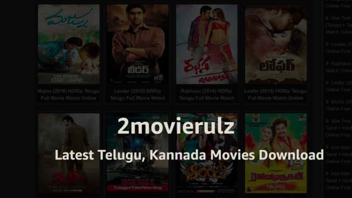 2movierulz Latest Telugu, Kannada Movies Download