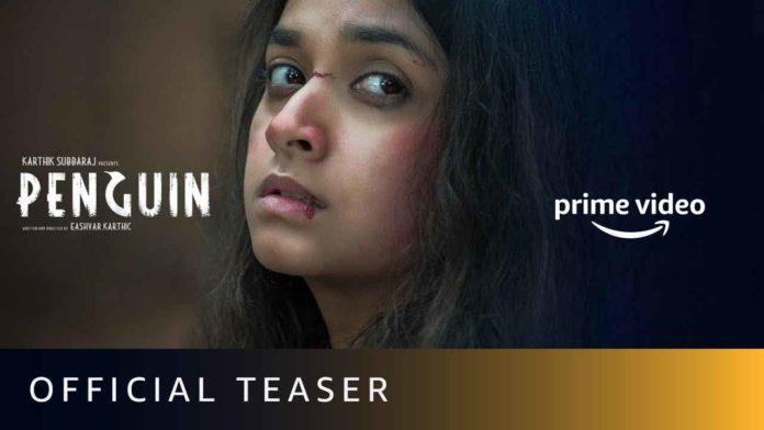 Penguin Telugu Teaser