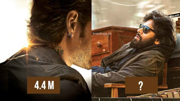 Tollywood Top 5 Title Announcement Trend in 24 hours