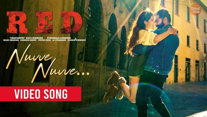 Nuvve Nuvve Full Video Song From RED Telugu Movie