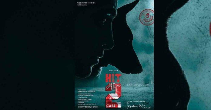 Hit 2 Telugu Movie Hit - The Second Case Cast Crew Release Date